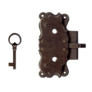Serrature per porte in legno e ferro